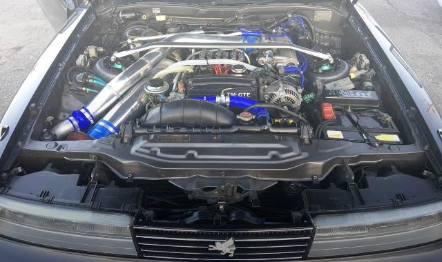 7M-GTE 3000cc TURBO ENGINE