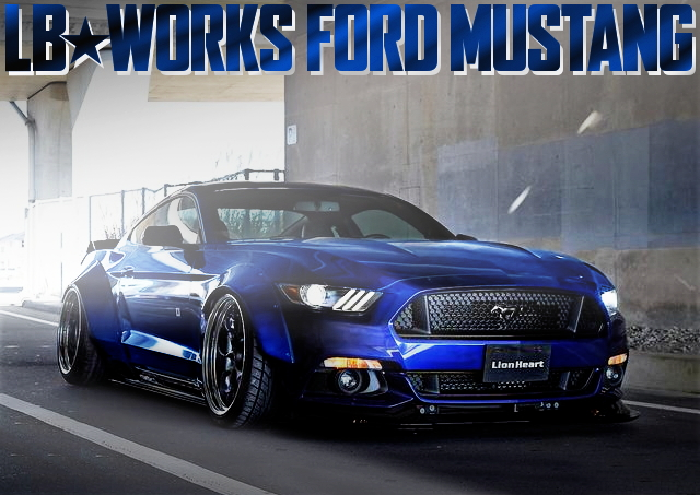 LB-WORKS 7th MUSTANG