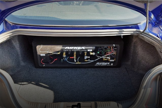 AirREX AIR-SUSPENSION SYSTEM