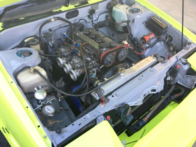 4AG ENGINE SOLEX CARBURETOR