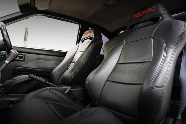 INTERIOR BUCKET SEATS