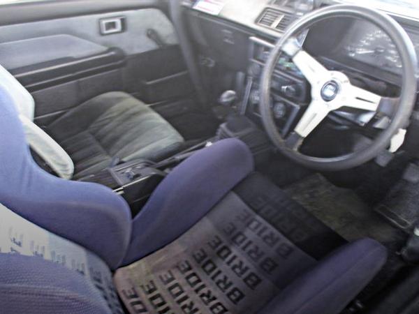 INTERIOR RECARO SEAT