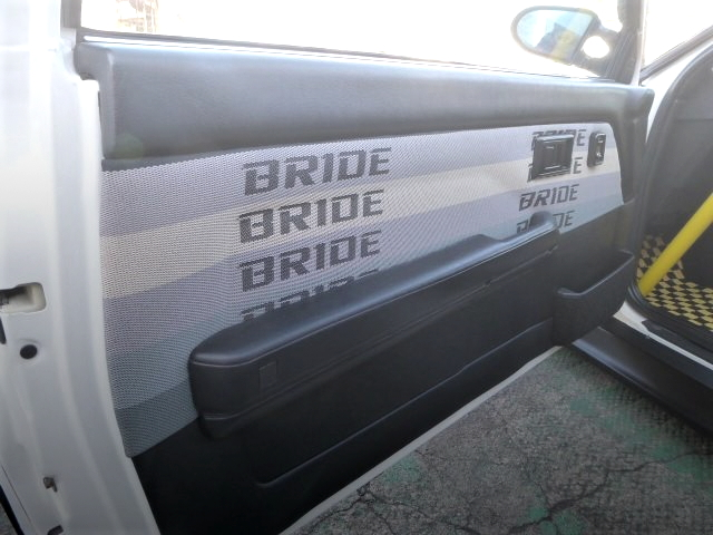 BRIDE DOOR CUSTOM