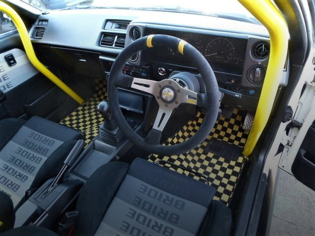 INTERIOR DEEP CORN STEERING