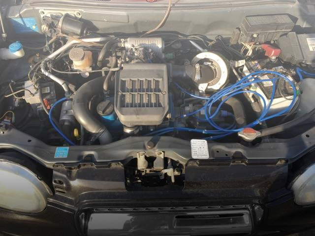 F6A SOHC TURBO ENGINE