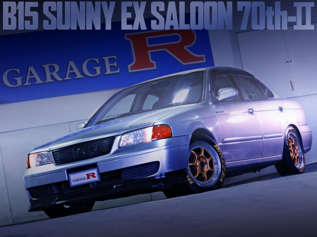 MODIFIED B15 NISSAN SUNNY EX SALOON 70th-II