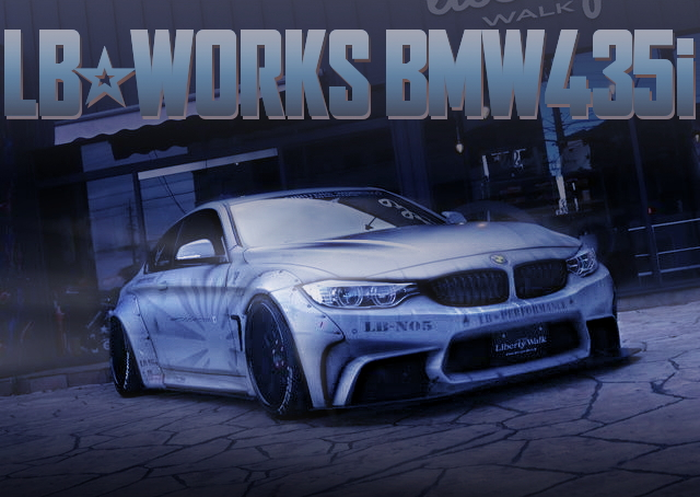 LB-WORKS BMW435i COUPE
