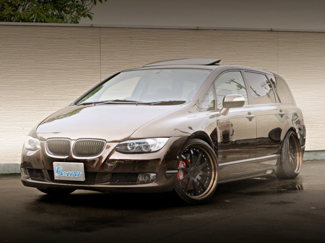FRONT EXTERIOR BMW FACE RB1 ODYSSEY