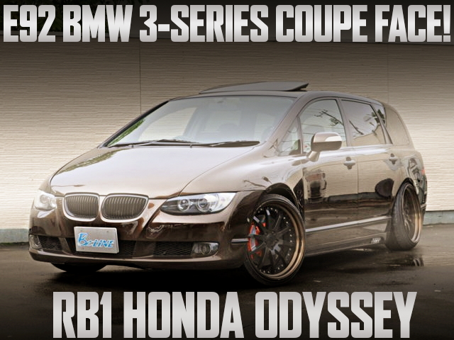 BMW E92 3-SERIES COUPE FACE RB1 ODYSSEY