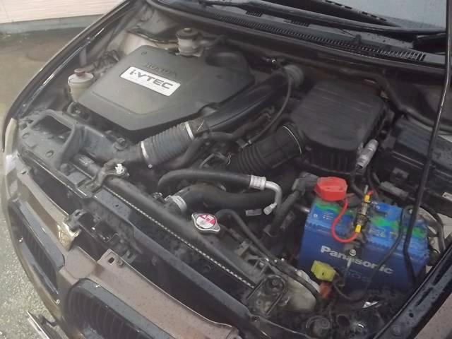 K24 i-VTEC ENGINE