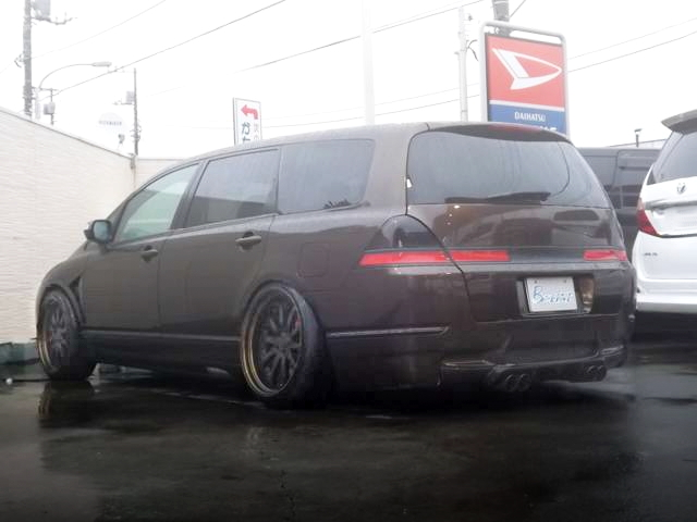 REAR EXTERIOR RB1 ODYSSEY
