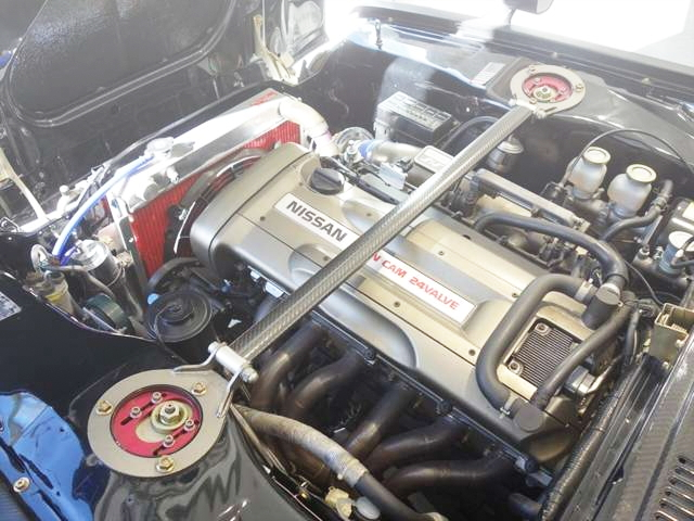 S-AND-S RB26DE ENGINE