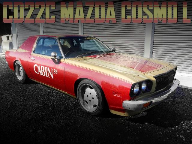 KAIDO RACER CD22C MAZDA COSMO L