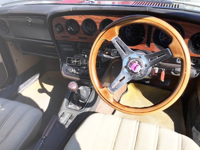 INTERIOR STEERING 5-SPEED SHIFT KNOB