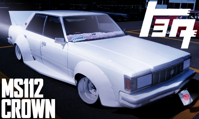 KAIDO RACER MS112 CROWN
