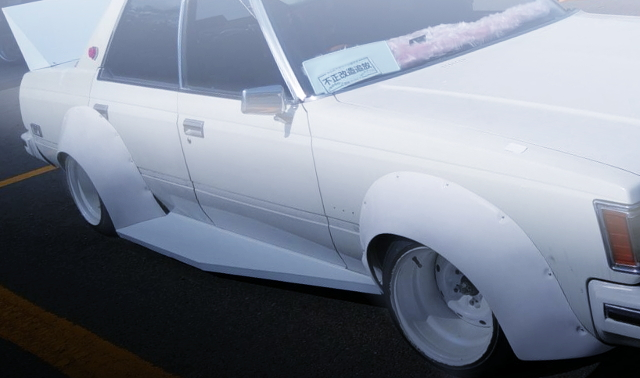 WORKS FENDER ARCH KAIDO RACER