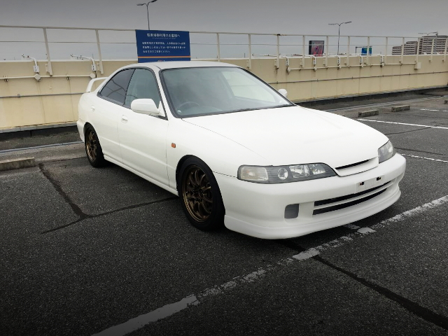 FRONT EXTERIOR DB8 INTEGRA TYPE-R