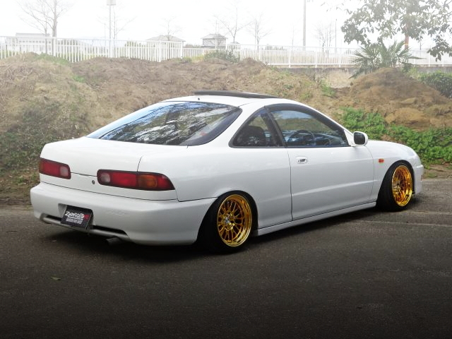 REAR EXTERIOR DC2 INTEGRA SiR-G