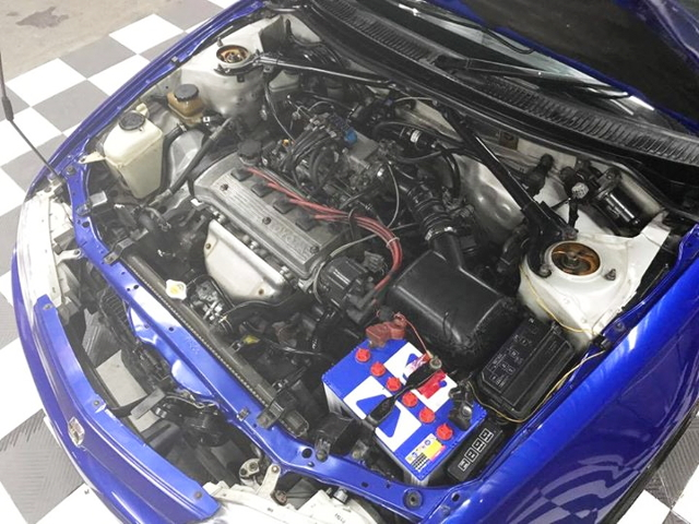 1300cc 4E-FE ENGINE