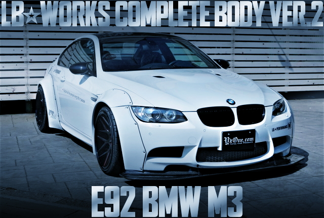 LB-WORKS E92 BMW M3 COUPE