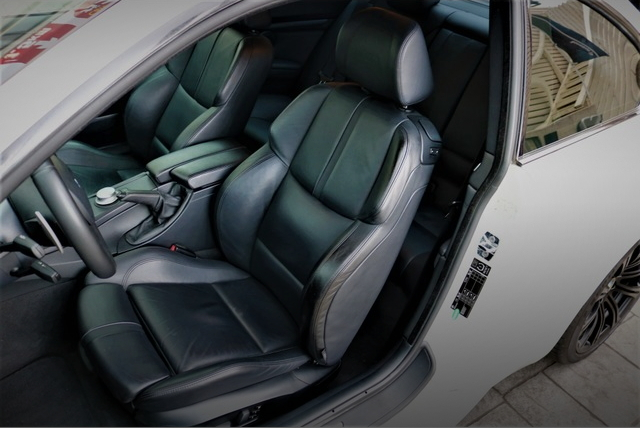 INTERIOR SEATS E92 BMW M3 COUPE