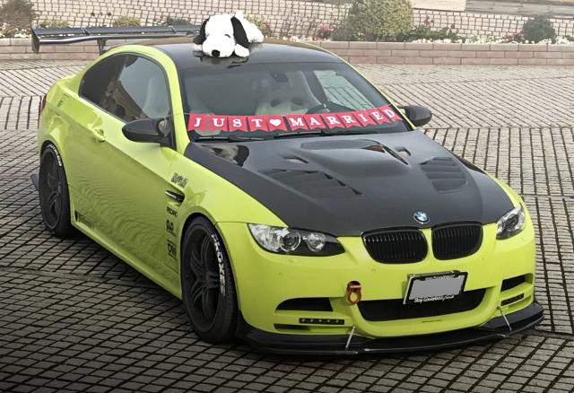 FRONT EXTERIOR E92 BMW M3 COUPE