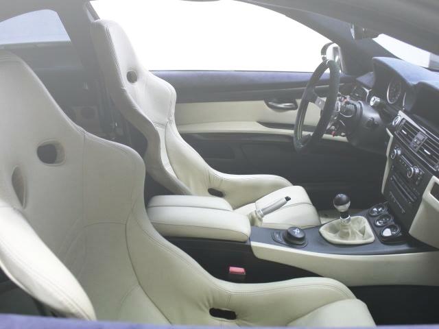 INTERIOR E92 BMW M3 COUPE
