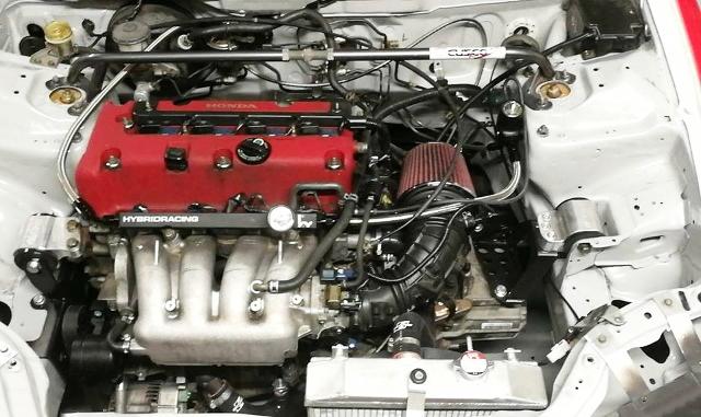 DC5 TYPE-R K20A i-VTEC ENGINE