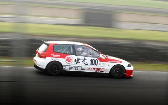 RACE EG CIVIC HATCH