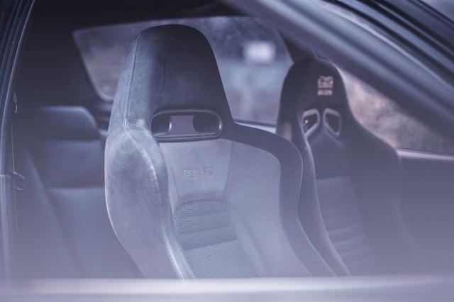 RECARO SEAT DRIVER MUGEN SEAT PASSENGER