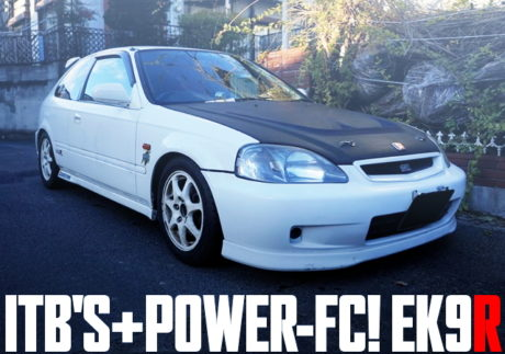 ITBS POWER-FC EK9 CIVIC TYPE-R