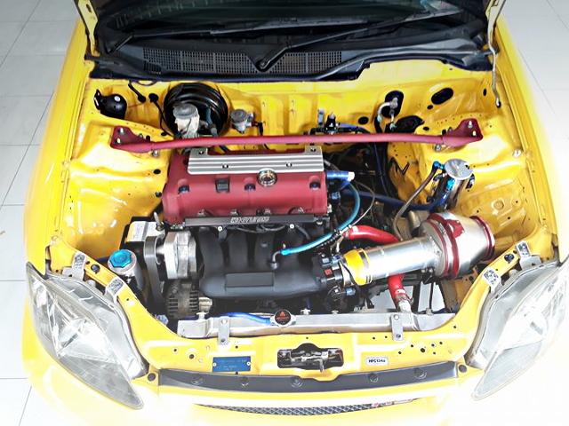 K20A i-VTEC ENGINE
