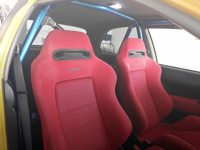 INTERIOR RECARO SEATS EK9R