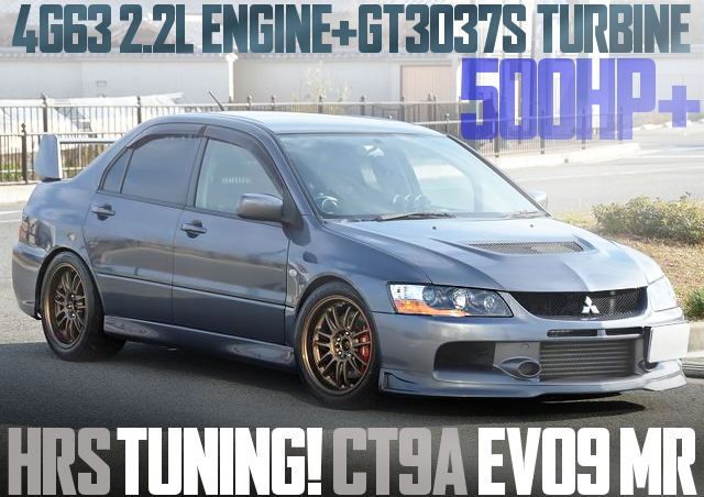 500HP HRS TUNING CT9A EVO 9 MR