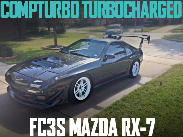 COMPTURBO FC3S RX-7