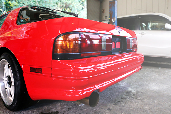 REAR TAIL LAMP FC3S RX-7