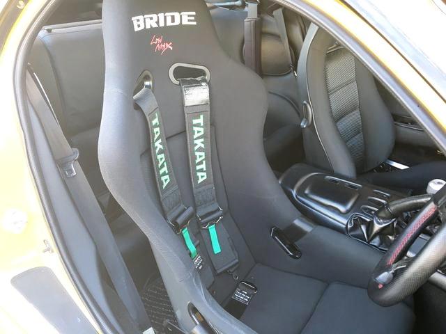BRIDE LOWMAX FULL BUCKET SEAT