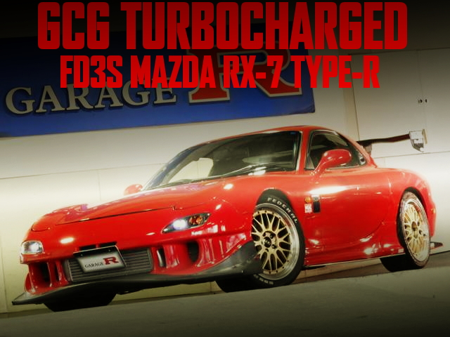 GCG TURBOCHARGED FD3S RX-7