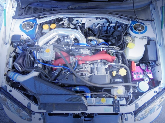 JUN AUTO TUNING EJ20 BOXER ENGINE