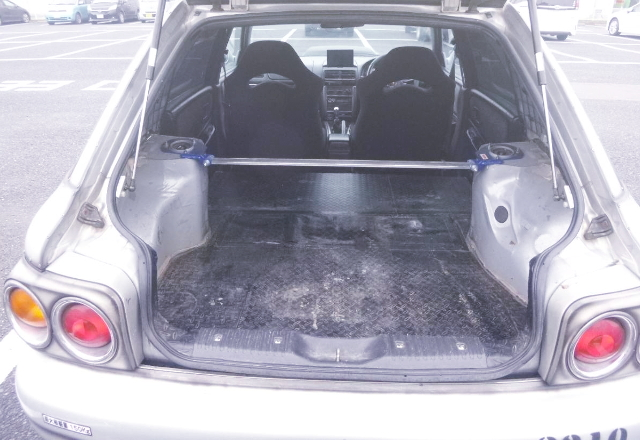 TRUNK ROOM GF8 IMPREZA WAGON