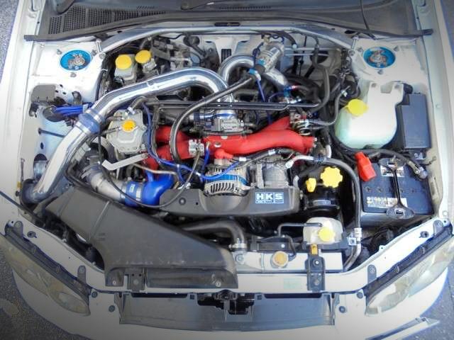 EJ207 BOXER ENGINE