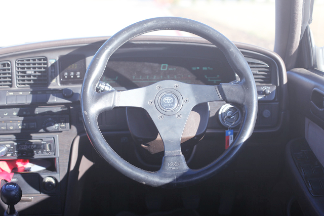 INTERIOR STEERING GX81 MARK2