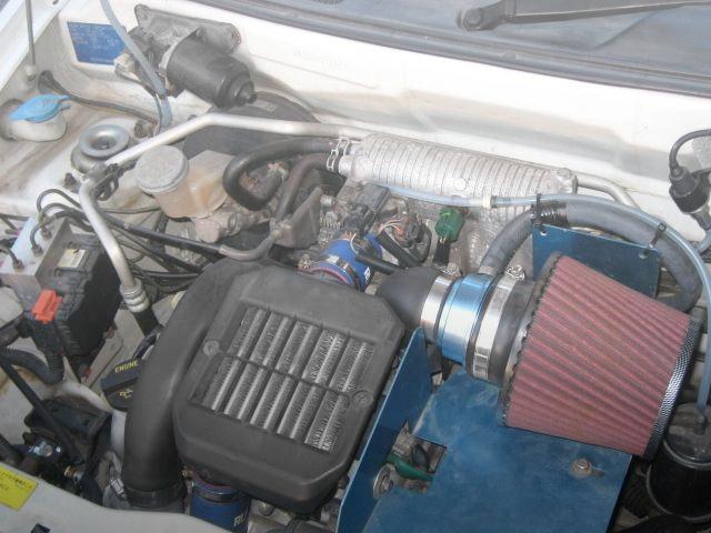 K6A TWINCAM TURBO ENGINE