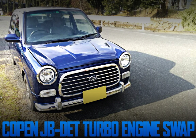 JB-DET TURBO MIRA L700