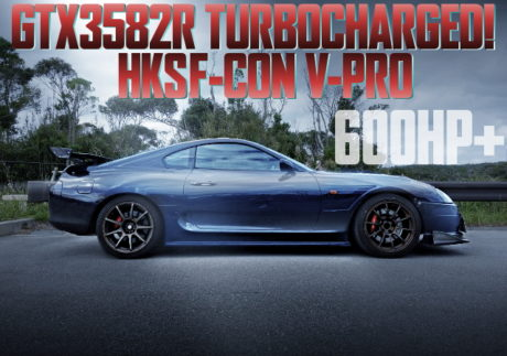 600HP GTX3582R TURBO JZA80 SUPRA