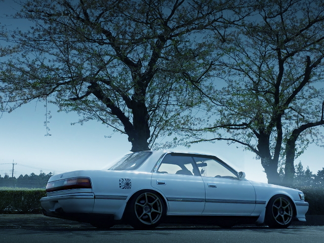 REAR EXTERIOR JZX81 CHASER 25GT TWINTURBO