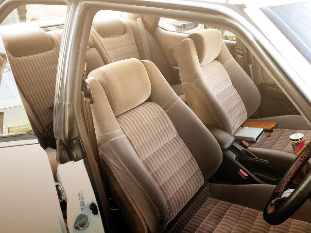 INTERIOR SEATS