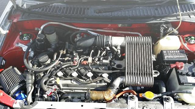 K3-VET TURBO ENGINE