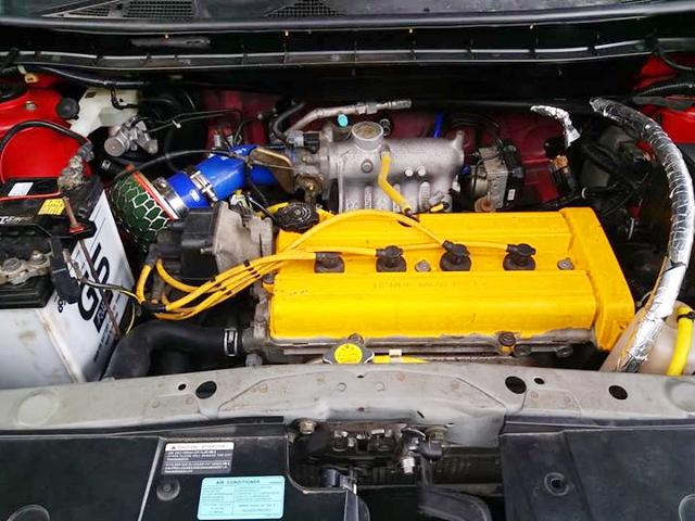 HONDA B20B 2000cc DOHC ENGINE