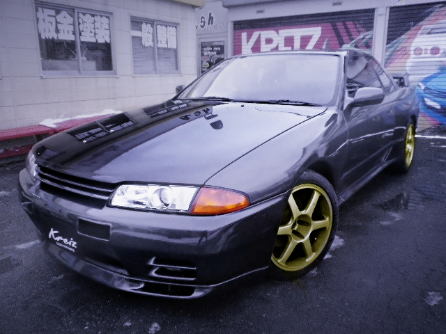 FRONT EXTERIOR R32 SKYLINE GT-R NISMO